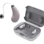 パナソニック 充電式耳かけ型補聴器 R4シリーズ(充電器付+リモコン付)